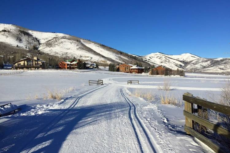 Cross Country Skiing in Park City