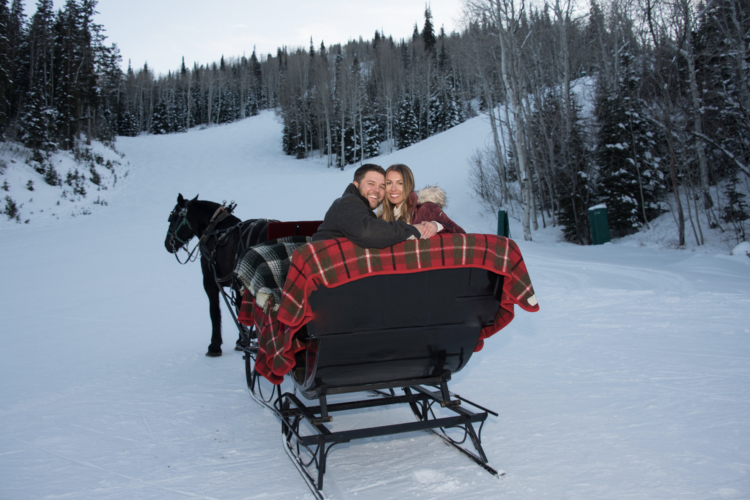 Park City Sleigh Ride Proposal