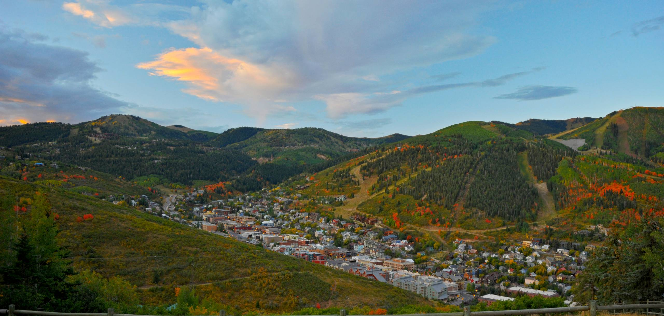 Fall in Park City