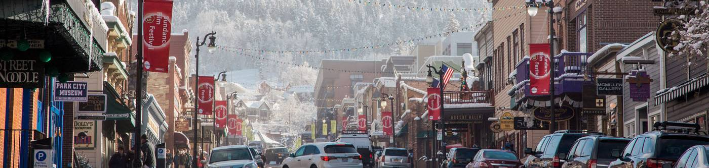 Park City Main Street Webcam