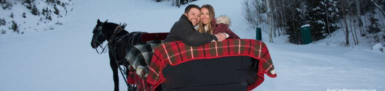 Park City Sleigh Ride